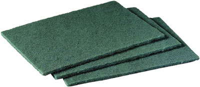 scouring pads and sticks 3