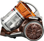 cyclonic vacuum cleaner