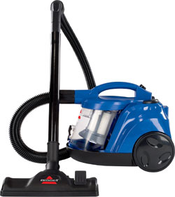 bissell zing 6489 vacuums under