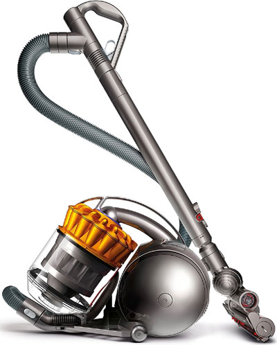 dyson ball multifloor canister vacuum 1