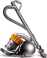dyson ball multifloor canister vacuum m