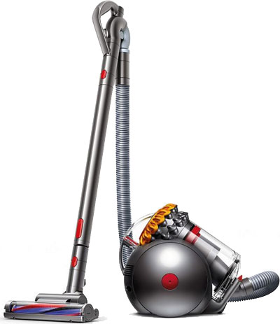 Dyson Cinetic Big Ball Multi Floor Bagless Upright Vacuum