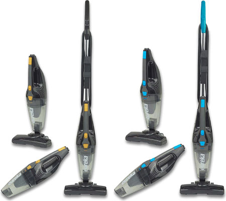 Eureka NES215C Blaze 3-in-1 Swivel Handheld /& Stick Vacuum Cleaner Blue