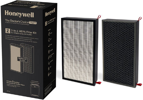honeywell hpa600b hepa filters