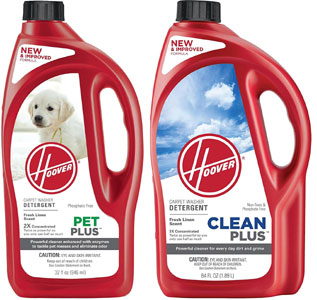 hoover cleaning solutions