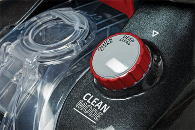 hoover fh50251 clean mode