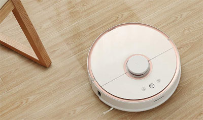 roborock s5 mopping
