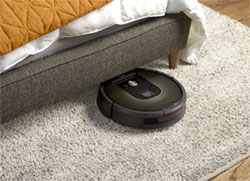roomba 980 under furniture